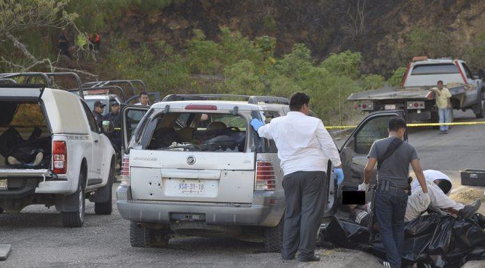 TERRIBLE VIOLENCIA ENSOMBRECE EL DÍA DEL MAESTRO