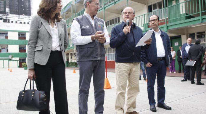 MAS DE 100 ESCUELAS AFECTADAS POR EL TERREMOTO