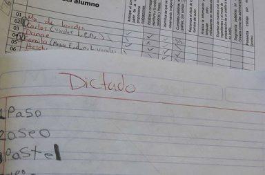 """ESTO ES UN DICTADO """"LITERAL"""" LO DEMAS TONTERIA"""