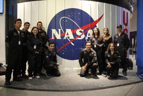 PROYECTO MEXICANO SEDUCE A LA NASA