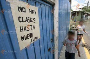 ATERRORIZADOS IMPARTEN CLASES VÍA FACEBOOK POR AMENAZA DEL NARCO