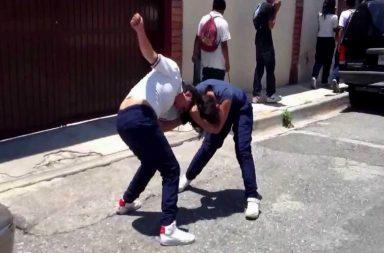 DETECTAN ALUMNOS EN RIESGO DE CAER EN LA VIOLENCIA