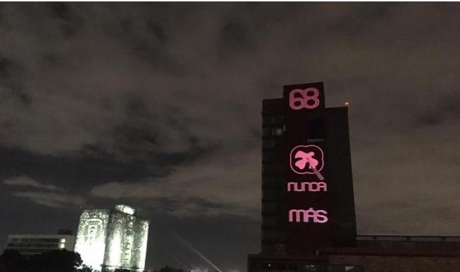 UNAM, DE LUTO POR MOVIMIENTO DEL 68