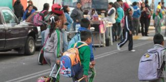 ATROPELLOS SE TRIPLICAN EN ZONAS ESCOLARES EN MÉXICO