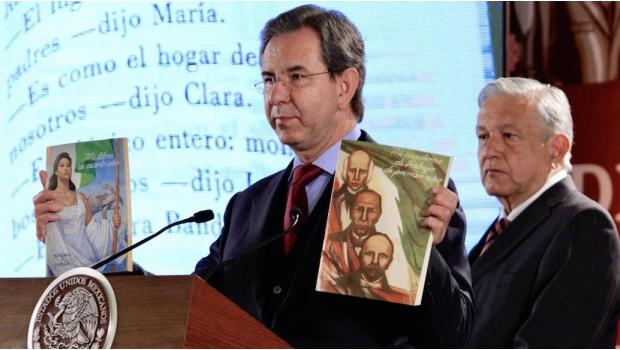 CAMBIARÁN HISTORIA CON LIBROS DE TEXTO GRATUITO