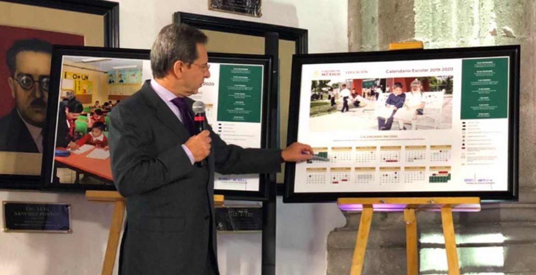 CALENDARIO ESCOLAR 2019-2020 TENDRÁ 190 DÍAS DE CLASE