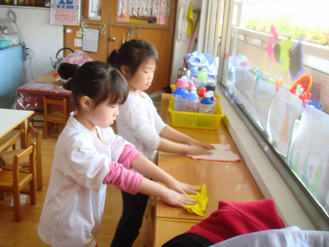 japon limpieza escuela - maestros de mexico - carlos tovar pulido