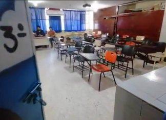 maestros de mexico - pocos alumnos cierre clases - carlos tovar pulido